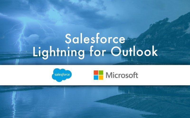 How to setup Salesforce Lightning for Outlook